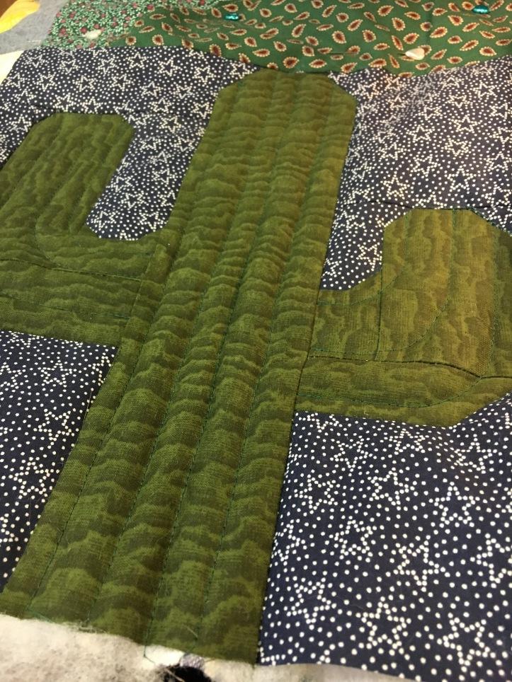AMB BOM agriculture cactus quilting