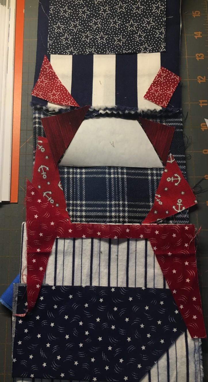 Brewery block fabric