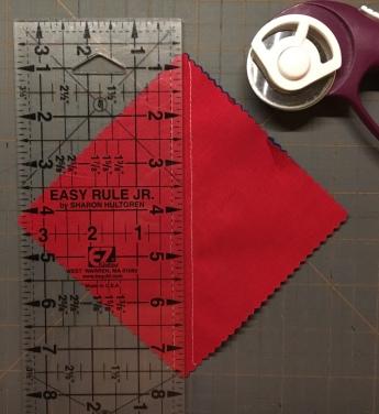 Half Square Triangles 2 - cut a