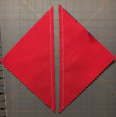 Half Square Triangles 2 - cut b