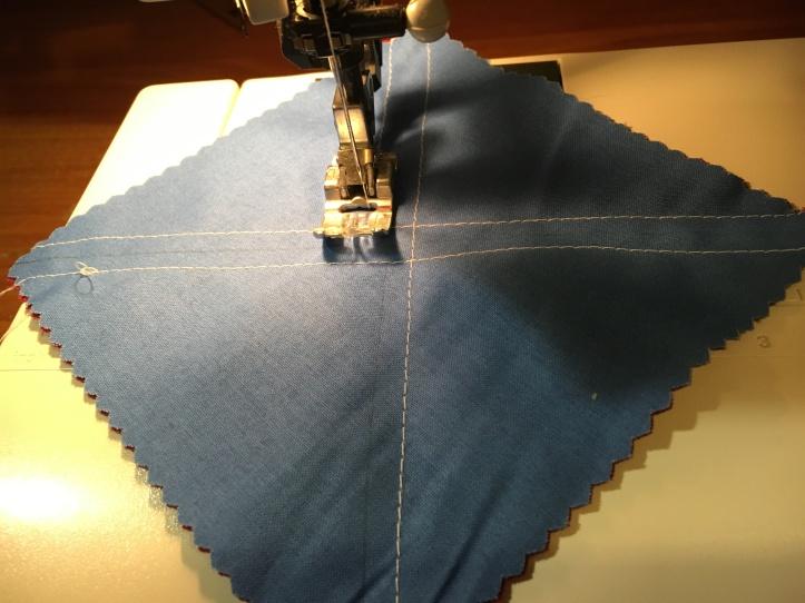 Half Square Triangles 8 - sew.JPG