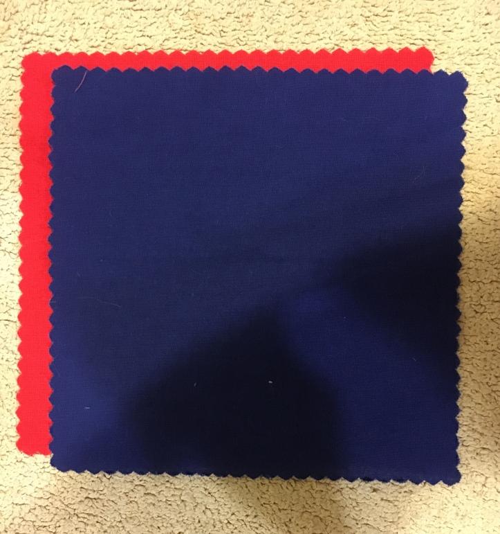 Half Square Triangles fabric2