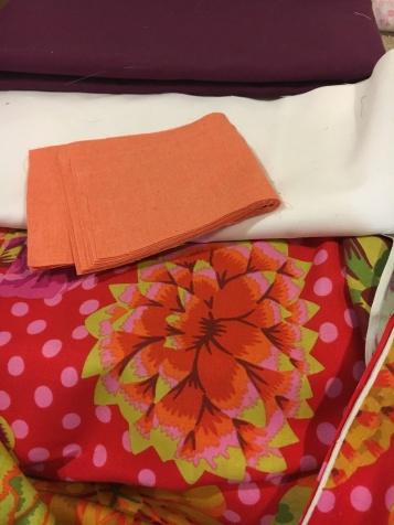 Mystery 1 fabric choice A