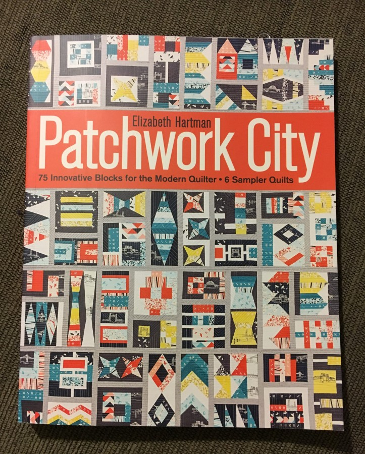 Patchwork City book