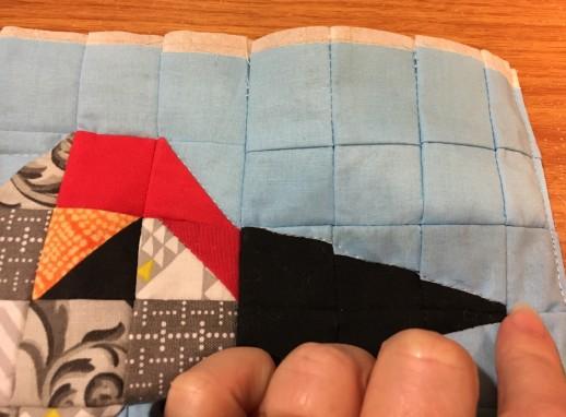 Sandhill Crane bind top
