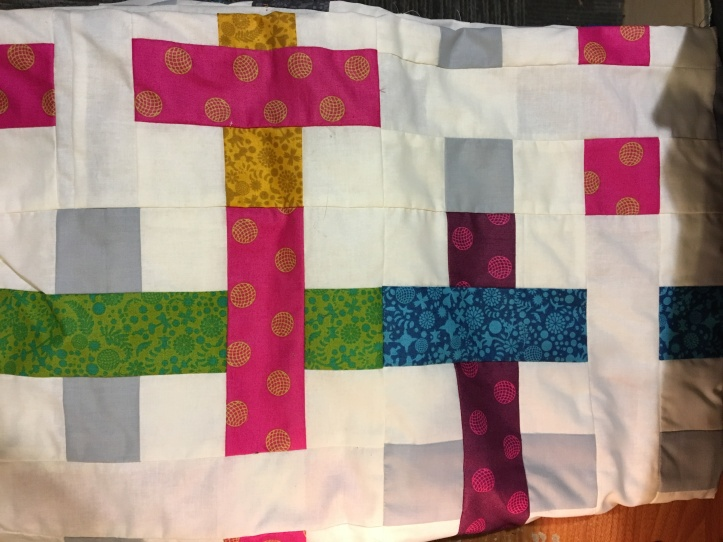 WIP woven blocks