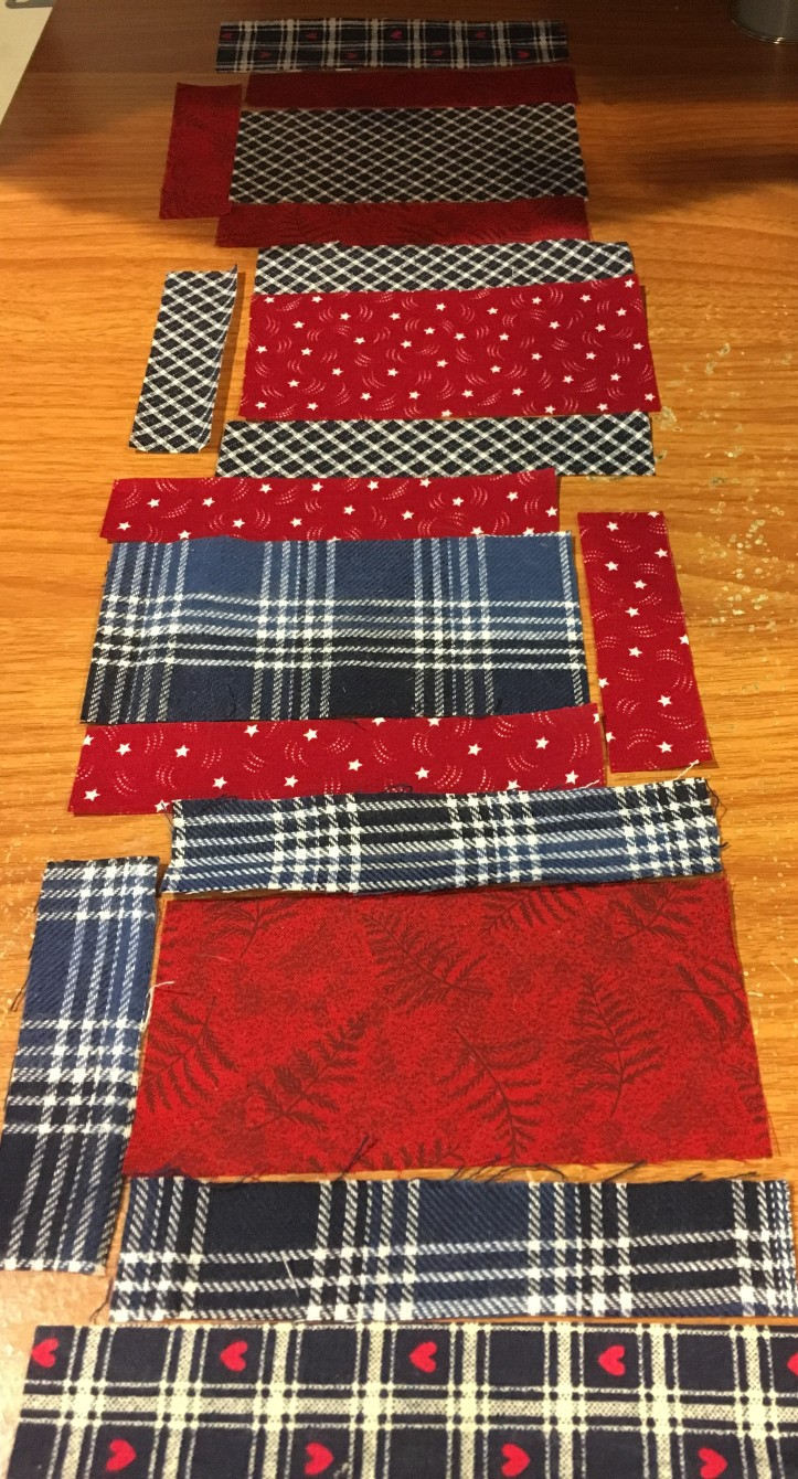 Coffee Shop fabric layout
