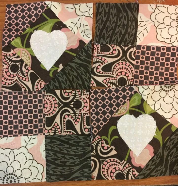 heart blocks set