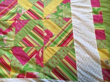 Pandoras Box, spring quilt