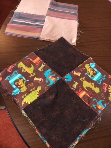Lutheran Quilting 2